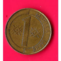 29-13 Финляндия 1 марка 1994 г