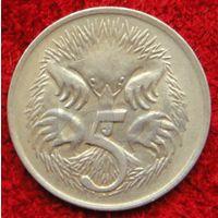 7320:  5 центов 1977 Австралия