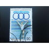Греция 1991 гимнастика