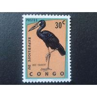 Конго 1960 марабу