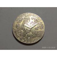 Тунис 1 динар 2013