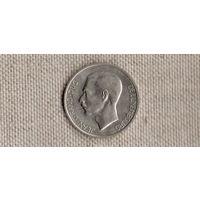 Люксембург 10 франков 1974(Nw)