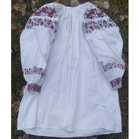 Сорочка белорусская традиционная(рубашка, вышиванка), 1920-е гг.