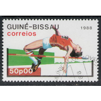 Гвинея-Бисау /1988/ Спорт / Легкая Атлетика