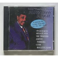 Audio CD, KENNY BLUES BOSS WAYNE - BLUES BOSS BOOGIE - 1998