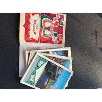 Ещё один  набор карточек к 1000-летию Витебска.