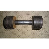 Гантель разборная, 1,5-5,5 кг.