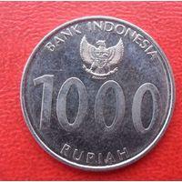 1000 рупий Индонезия 2010 года