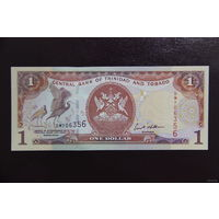 Тринидад и Тобаго 1 доллар 2002 UNC