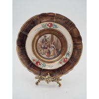 Декоративная тарелка. h.bequet