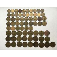 149 монет СССР 1961-1991 без повторов