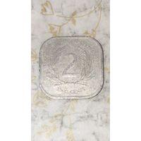 Карибские острова 2 цента 1997