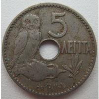 Греция 5 лепт 1912 г. (g)