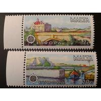 Мальта 1977 Европа