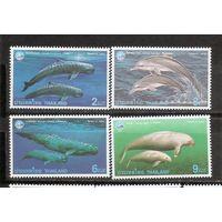Тайланд 1998 Дельфины
