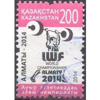 Казахстан спорт тяжелая  атлетика