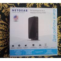 NETGEAR маршрутизатор роутер JWNR2000v.2, 300 Mbps