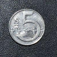 5 крон Чехия