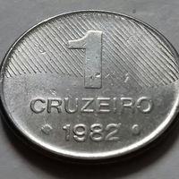 1 крузейро, Бразилия 1982 г.