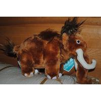 Мягкая игрушка Мамонт/Мамонтёнок из Ледникового Периода 2., - новая - Germany/Германия.