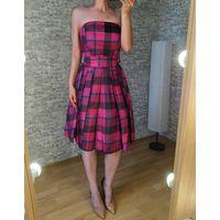 Платье с поясом 42-44 размер (Евро 10)