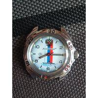 Часы Восток командирские Россия 2414  водонепроницаемые