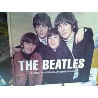 Редкое биографическое издание культовой музыкальной группы The Beatles