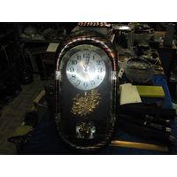 Часы кварцевые настенные Mirron, 50*25 см.