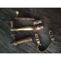 Старинные бронзовые ручки