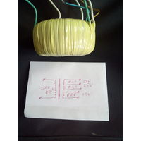 Тор, транс для усилка на LM3886, TDA7293 и др