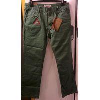 Мужские джинсы BlueInc цвет Army Khaki размер 34R