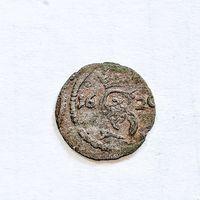 Двойной Динарий 1620 год . Серебро . с рубля .