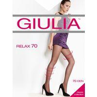 КОЛГОТКИ предотвращающие усталость GIULIA RELAX 70 размеры 2-S, 3-M, 4-L, 5-XL