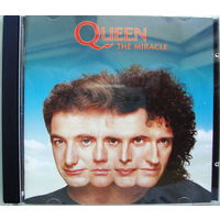 "Audio CD QUEEN ""THE MIRACLE"" (P) 1989"
