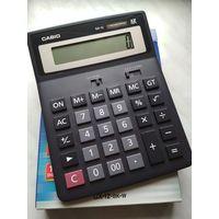 Большой калькулятор Casio в коробке