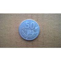 Польша 50 грошей, 1957г. (D-16)