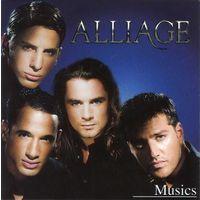 """Alliage """"Musics"""" фирменный альбом"""