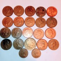 Монеты Британии