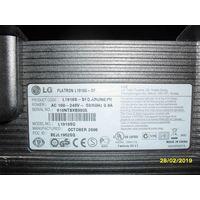 Электроника монитора LG Flatron L1919S-SF на запчасти