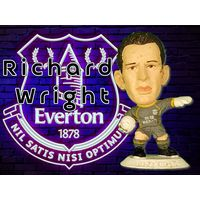 Richard Wright EVERTON 5 см Фигурка футболиста MC1625