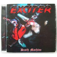 """EXCITER CD  """"Death Machine"""""""
