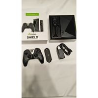 Медиаплеер NVIDIA SHIELD TV 4K Gaming Edition HDR 2017