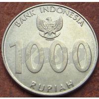 5542:  1000 рупий 2010 Индонезия