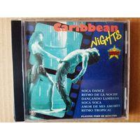 CD. Caribbean nights. /World music/ 1995