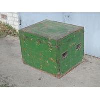 Ящик деревянный военного назначения