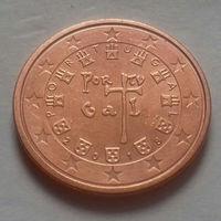 5 евроцентов, Португалия 2018 г., AU