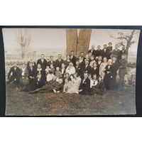 """Фото """"Деревенская свадьба"""", 1930- е гг."""