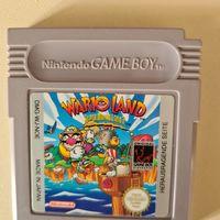 NINTENDO GAME BOY WARIO LAND SUPER MARIO LAND 3 ORIGINAL, Япония