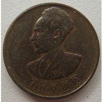 Эфиопия 1 цент 1944 г.