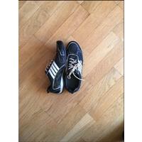Кроссовки из натуральной кожи, 38, Барселона